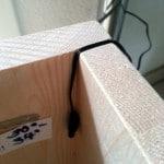 EM-Vermehrer Temperaturfühler eingebaut
