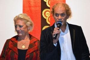 Tilke Platteel-Deur und Hans Mensink