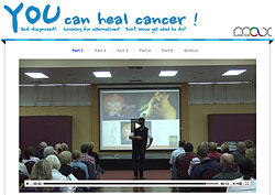 "Film ""You can heal Cancer"" deutsch"