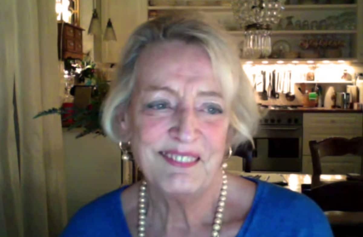 Video Tilke Platteel-Deur im Interview mit Jim Morningstar