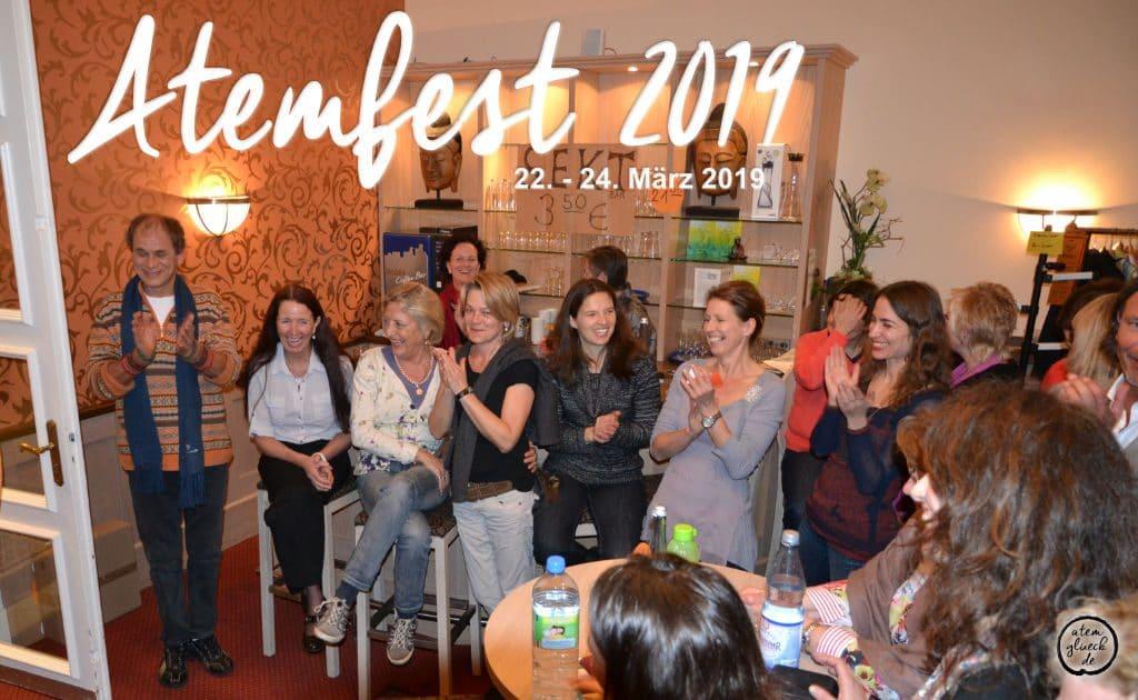 Atemtherapie Atem-Fest Kleve 2019