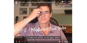 EFT Klopfen Video Deutsch mit Brad Yates