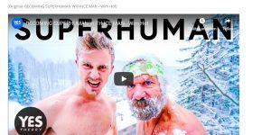 Dokumentation Wim Hof Methode - Atemtraining und Kältetraining