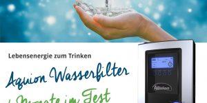 Aquion Wasserfilter im Test